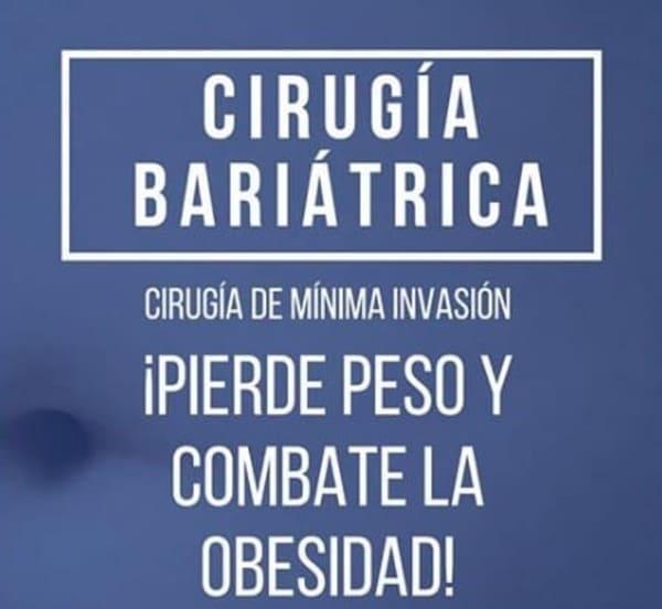 La Cirugía Bariatrica un Procedimiento que los Españoles Buscan Realizarse